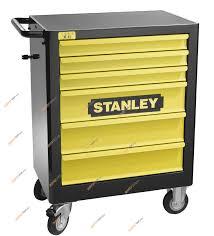 stanley 10 drawer rolling tool cabinet stanley 6 drawer roller cabinet metal tool storage 1 94 737