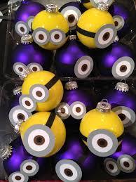 diy minion ornaments minion ornaments