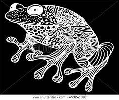 frog zentangle stock vector 468578018