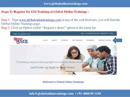 gis class online gis gis online course got