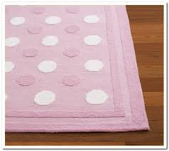 White With Pink Polka Dot Curtains Polka Dot Rug Roselawnlutheran