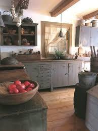 Primitive Kitchen Furniture Primitive Kitchen It Primitive Kitchens Pinterest