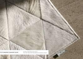 Cowhide Rug Patchwork Innovational Ideas Hide Rugs Excellent Patchwork Cowhide Rugs By