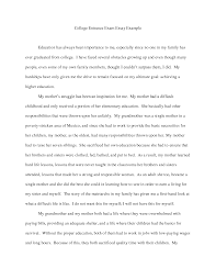 Reflection Essay Sample About Writing How To Write A Reflective Essay About Yourself  Example How To aploon