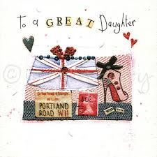 daughter birthday cards daughter cards daughter greeting cards