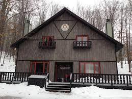 ski chalet house plans beautiful comfy rustic ski chalet homeaway iron river