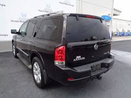 2013 used nissan armada 2wd 4dr platinum at honda mall of georgia