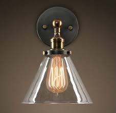 vintage style lights for an ancient bathroom vanity useful