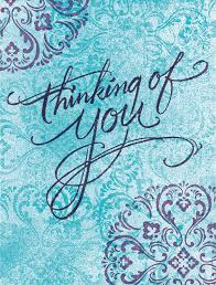 thinking of you cards thinking of you card
