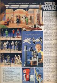 the sears wish book and wars toys real value starwars