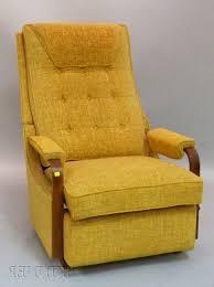Yellow Recliner Chair Yellow Recliner Chair Anointed