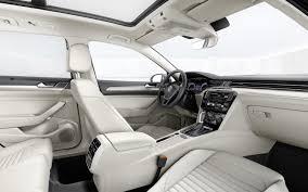 volkswagen passat 2014 interior volkswagen unveils eighth generation passat u2013 front seat driver