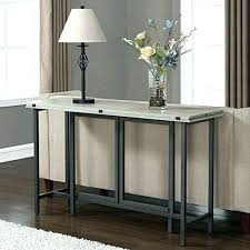 Expandable Console Table Convertible Console Table Console Table That Converts To Dining
