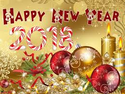 wishes and poetry welcome to happy new year 2018 picture with