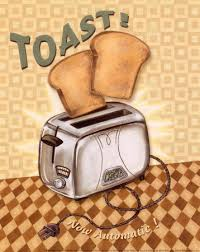 Toast In A Toaster The Toaster Perusals U0026 Peregrinations