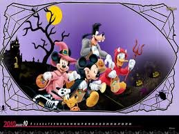 halloween cartoon wallpaper disney cartoon wallpapers for desktop wallpapersafari