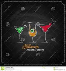 cocktail party design background stock vector image 54610414