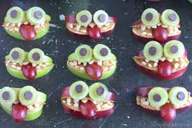 Easy Healthy Halloween Snack Ideas Cute Halloween Fruit And Kitchen Fun With My 3 Sons Halloween Greek Yogurt Fruit Dip And
