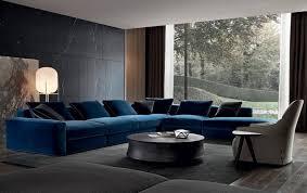 canapé de marque marque italienne canape luxe canapé idées de décoration de