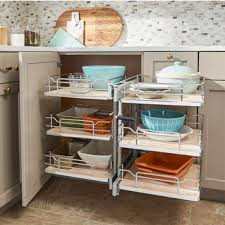 kitchen cabinet blind corner solutions corner organizers shop for blind corner kitchen cabinet