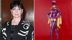 yvonne craig the actress who played batgirl in the u002760s dies at