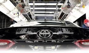toyota highlander indiana factory line toyota u0027s tnga platform inspires changes to factory