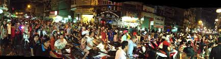 halloween in the city ho chi minh city six months of saturday