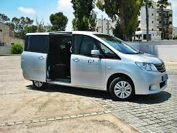 nissan serena 2014 grand car rentals car rentals in cyprus nissan serena grand