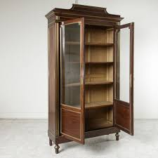 White Antique Bookcase by French Metro Antiques