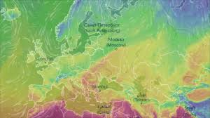 European Weather Map by Weather Forecast Europe Tuesday Meteo Europe Jeudi 26 04 2017