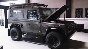 customized range rover interior how to buy a custom land rover defender in the u s u2013 bloomberg