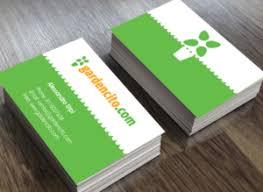 9 99 Business Cards 110 Bold Modern Landscape Gardening Business Card Designs For A