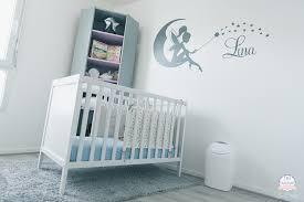 stickers chambre bébé fille pas cher idee deco chambre bebe pas cher idées décoration intérieure