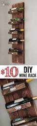 diy diy wall wine rack