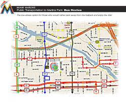 Miami Beach Zoning Map by Metrobus Miami Map Miami Metrobus Map Florida Usa