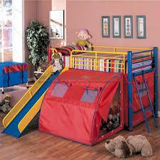 Fort Bunk Bed Coaster 7239 Fort Loft Bunk Bed