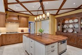 kitchen cabinets cherry finish furniture cherry kitchen cabinets in traditional kitchen with