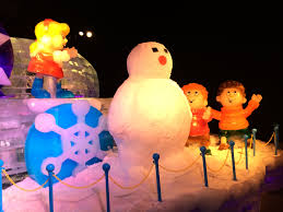 gaylord palms ice featuring frosty snowman u2013 giveaway