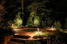 outdoor lawn lights walkway lighting ideas