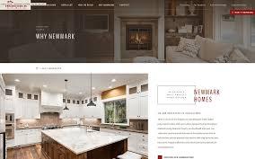 newmark homes formcode detroit web design a michigan web