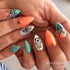 65 lovely summer nail art ideas art and design