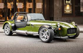caterham caterham harrods seven is personalization done right