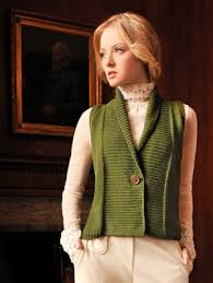 blue sky fibers clothing patterns shawl collar vest
