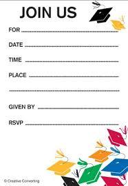 graduation invitation cards graduation invitations