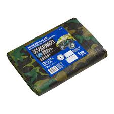 Home Depot Expo Design Stores by Everbilt 10 Ft X 12 Ft Camo Tarp Cm1012 The Home Depot