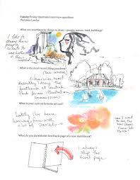 fakulty sketch interview veronica lawlor sketchbook skool blog