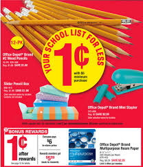 Office Depot by Office Depot U2013 Back To Sale 25 Crayola 1 10pk Pencils