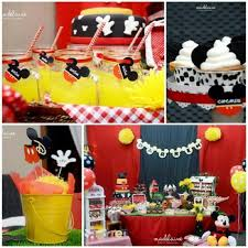 mickey mouse baby shower decorations most enchanting wonderful theme for welcoming newborn baby with