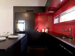 bathroom adorable modern black kitchen cabinets two tone cabinet