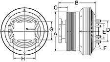 cummins n14 fan clutch solenoid horton fan clutch ebay